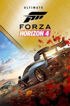 Forza Horizon 4: Ultimate Edition [v 1.465.282.0 + DLCs + Multiplayer] (2018) PC   RePack от FitGirl
