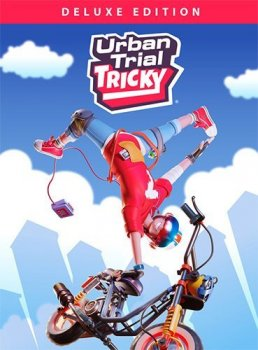 Urban Trial Tricky: Deluxe Edition (2021) (RePack от FitGirl) PC