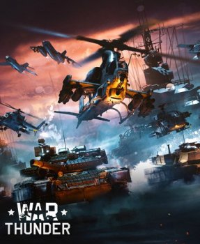 War Thunder: Red Skies [2.7.0.122] (2012) PC | Online-only